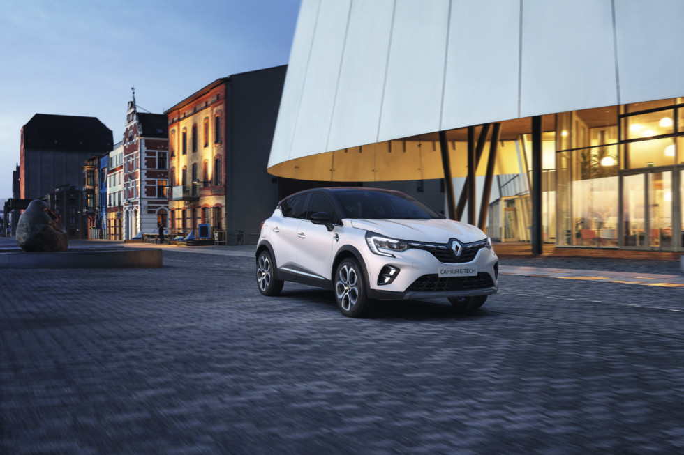 RENAULT CAPTUR E-TECH PLUG-IN (HJB PHEV)